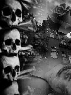 doubleexposure darkart darkphotography remixedwithpicsart skull freetoedit