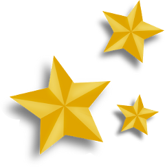 star yellow sticker freetoedit