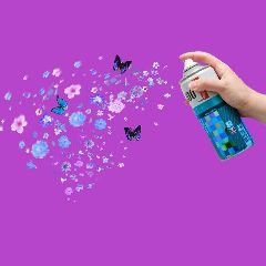 freetoedit floatingflowers spray
