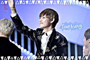 bts v taehyung cool cute