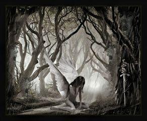 freetoedit death evil brokenheart brokenangel