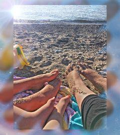 endofsummer summersend beach feet water