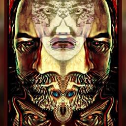 mirrormaniamonday artisticpotrait darkart editedbyme bffs
