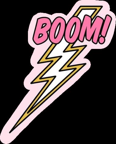 #ftestickers #text #boom #freetoedit