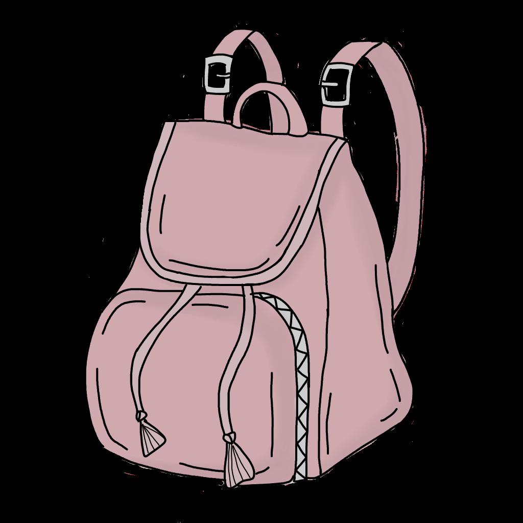 Ftebackpacks Backpack Pink Backtoschool Tumblr Cute Sch