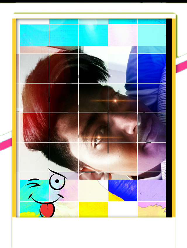 #colorful #colorsplash#people #love #cute