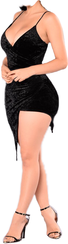#fashion #clothes #womensclothing #littleblackdress #dress #minidress #stylish #trendy #attire #lbd #freetoedit #remixit #heels #longlegs #freetoedit