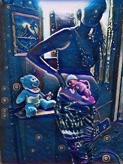 babyinbelly lacyjoyo