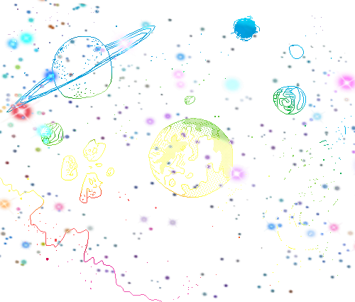 #galaxy #stars #planet #ftestickers #stickers #autocollants #smile #pegatinas #mystickers 😉