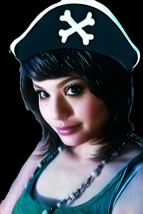 #remixstickerchallenge #piratehat @scarbullido