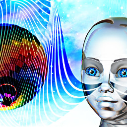 picsart geometric android robotic freetoedit