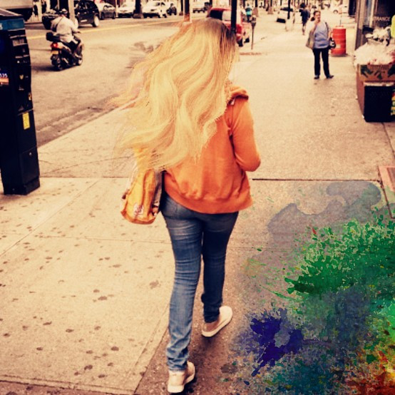 #street #photography #colorpowder