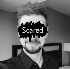 sad scared jacksepticeye edit