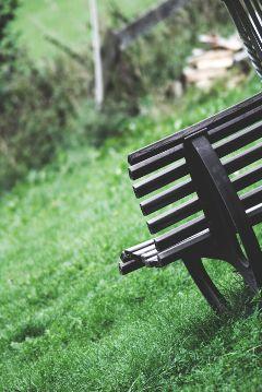 freetoedit bench green grass
