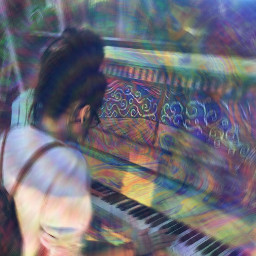 art nature music psychedelic lsd