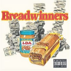 bread money lda albumcoverart hiphop freetoedit