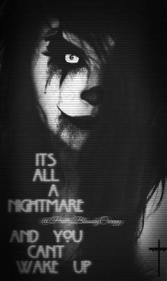 freetoedit clown evil scary horror