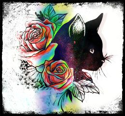 freetoedit cat petstickers