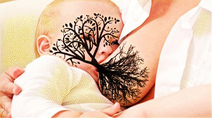 breastfeeding treeoflife mother baby waptreeoflife