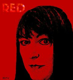 freetoedit red colorful popart