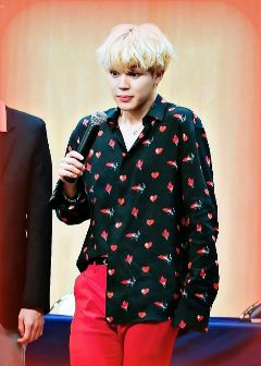 jimin parkjimin chimchim cute red freetoedit