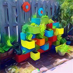 colorfulblocks colorbright freetoedit