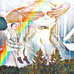 freetoedit dailyremix rainbowremix heaven woman
