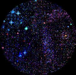 stars circle freetoedit