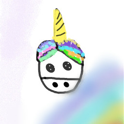 unicorn colorpaint draw