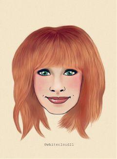 mydrawing drawnbyme drawnwithpicsart celebrity actress