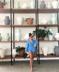 blue bluestyle stylish lifestyle fashionblogger freetoedit