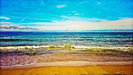 ostsee beach summer holiday lumia950xl freetoedit