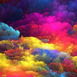 freetoedit clouds color beauty happycolors