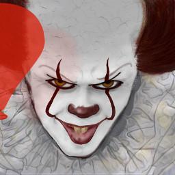 freetoedit it madewithpicsart paint clown dcfacialexpression dcclowns