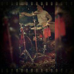 hossi jamroom rehearsal drummer desertmachine