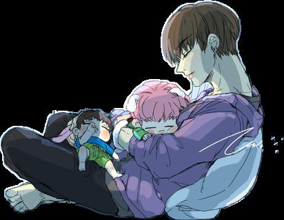 Jimin Fanart Anime
