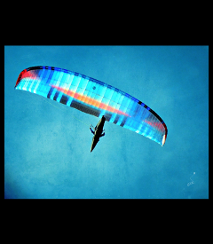 fly flying sky paragliding free