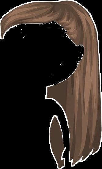 #mysticker  #Аватария #Волосы #ДляФотошопа