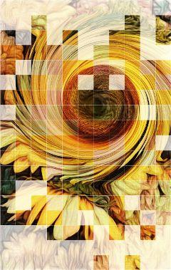 freetoedit sunflowerremix swirledeffect grideffect