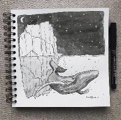 inktober inktober2017 underwater drawing draw freetoedit