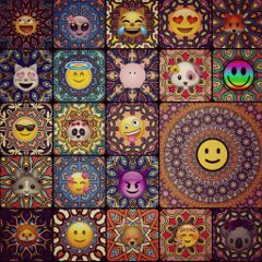 stickerremix smile emojis freetoedit