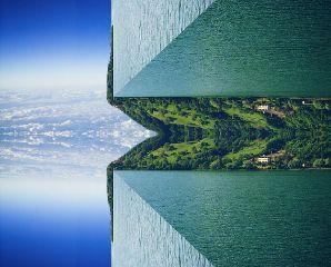 freetoedit edgeoftheworld mountain imagination sea