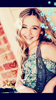 freetoedit sabrinacarpenter childhood