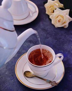 interesting art tea teatime picsart freetoedit