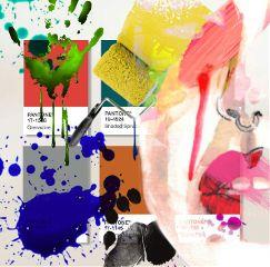 freetoedit paint painting abstract pantoneremix