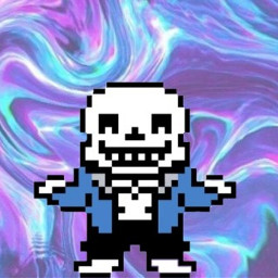 freetoedit undertale sans holographicbackgrounds holographic