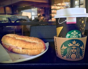 starbucks goodmorningeveryone breakfast freetoedit