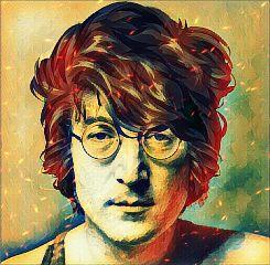 johnlennon painting colours myedit freetoedit