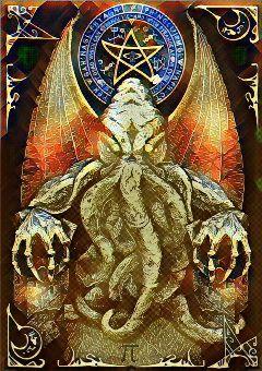 freetoedit cthulhu tentacles monster pa