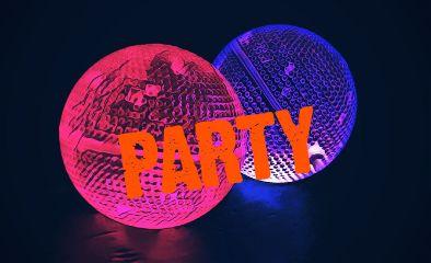 partystickerremix disco